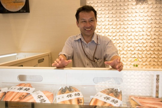 株式会社伴助 代表取締役、小野喜尚さん