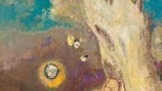 Redon Odilon (1840-1916). Paris, mus馥 d'Orsay. RF1984-48.