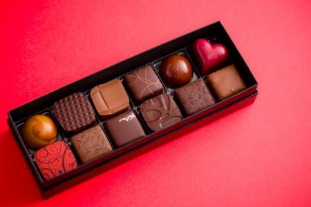 Bon Bon Chocolat Assortiment 12P(ボンボンショコラ 12個入り) ¥2,800