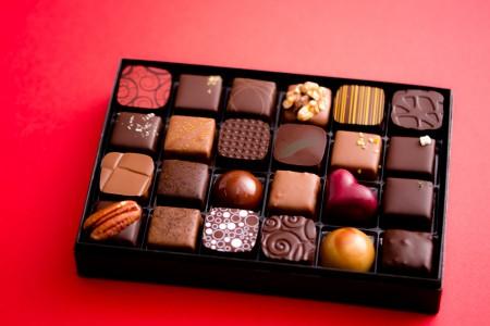 Bon Bon Chocolat Assortiment 24P(ボンボンショコラ 24個入り) ¥5,200