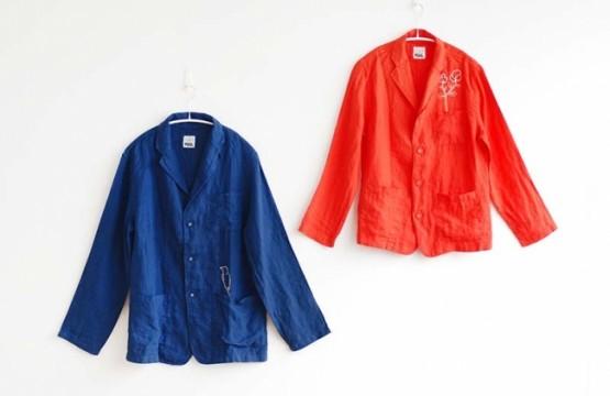 (左)ジャケット メンズ (右)ジャケット レディース