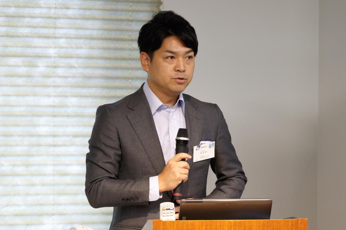 白鶴酒造株式会社 代表取締役社長 嘉納健二氏