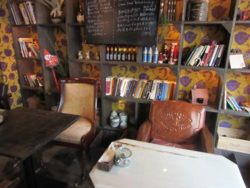 席によって全く雰囲気が異なるのも魅力。来店するたびに違った風景を楽しめる。