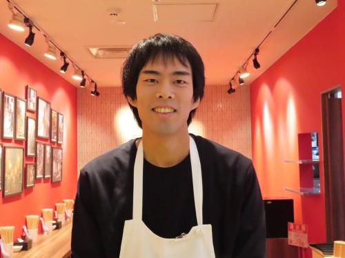 店長の木村渉さん