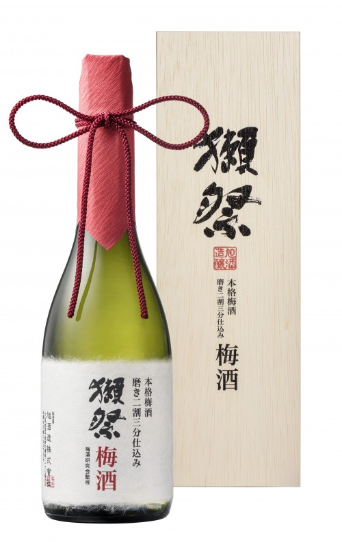 Ryusatsu authentic plum wine polish 20% divided by capacity Capacity: 720 mm Sales price: 12,960 yen (tax included) Number of sales: 800 Alcohol frequency: 8 degrees